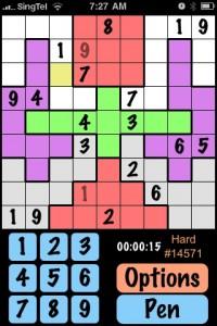 9x9 Jigsaw