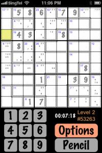 9x9 Killer Sudoku